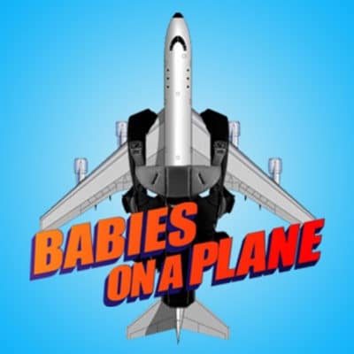 This is What Happens When You Airplane Travel With An Infant For The First Time