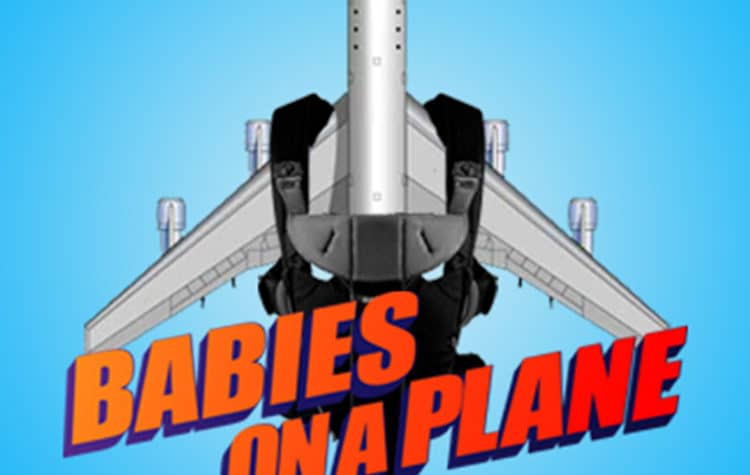 airplane travel with an infant