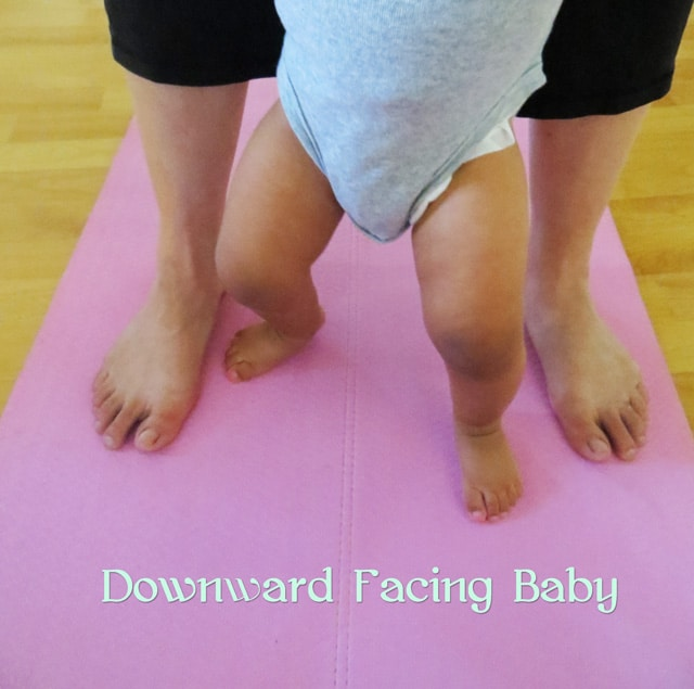 Experience at Mom and Baby Yoga
