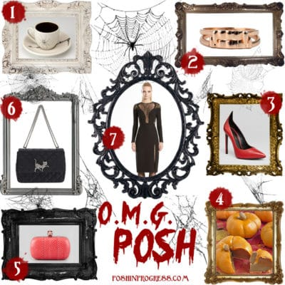 O.M.G. Posh – What's Hot for Halloween