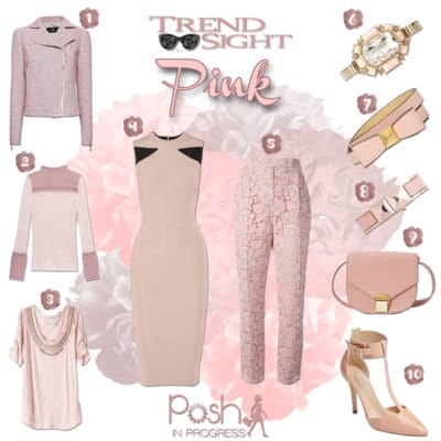 Pink Trend Hot This Winter