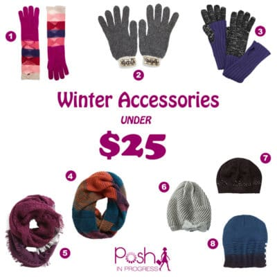 Chic Budget-Friendly Women's Winter Accessories