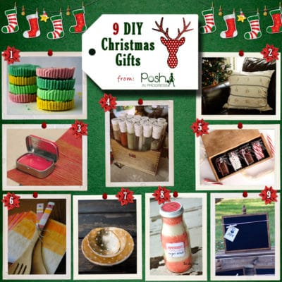9 Charming DIY Christmas Gift Ideas