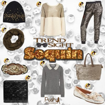 Trend Sight: Everyday Sequins