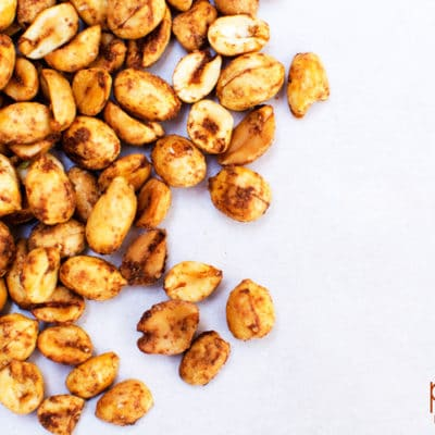 Chili Lime Roasted Peanuts 01