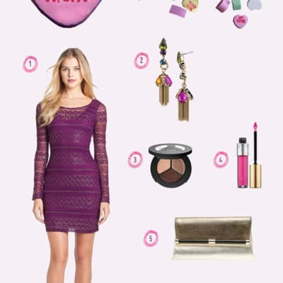 What to Wear for Valentine's Day: 3 Sexy Looks