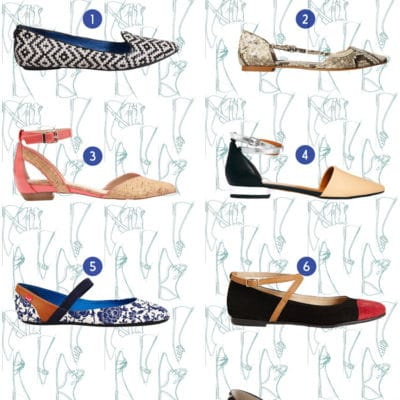 Women's Flats for Spring Under $100