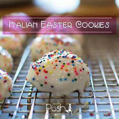 How to Make These Popular Italian Easter Cookies