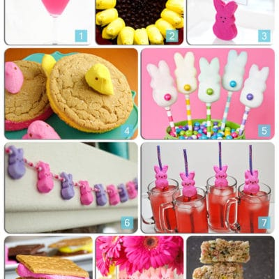 10 Ways to be Creative with Peeps Easter Candy