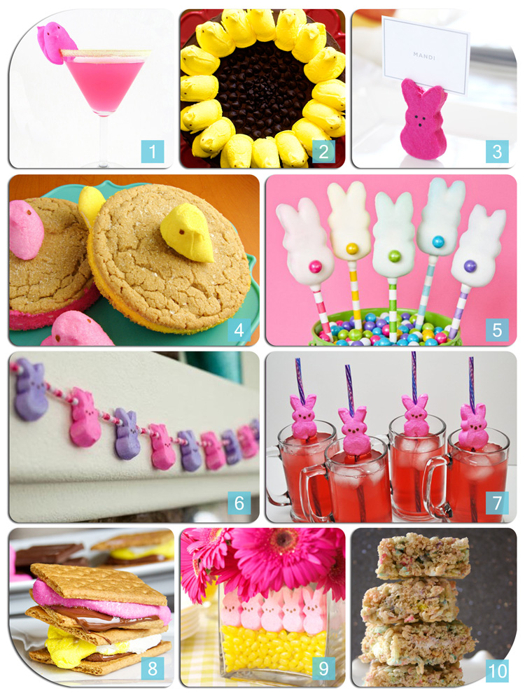 creative-uses-for-peeps Easter candy