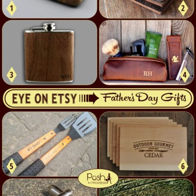 Eye on Etsy: Father's Day Gifts