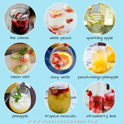 12 Summer Sangria Recipes You Need to Try This Weekend