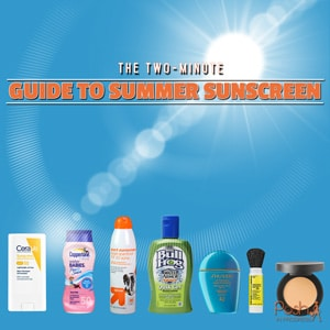 Guide to Summer: Sunscreen Explained