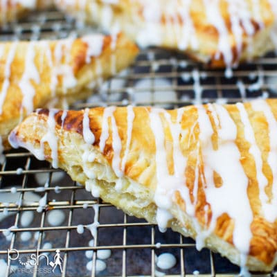 Quick and Easy Peach Turnovers