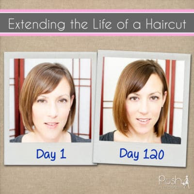 Extend the Life of a Haircut and Hair Color