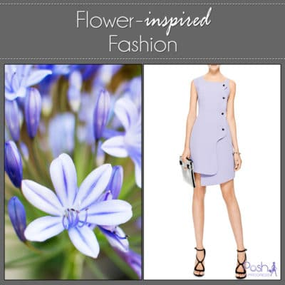 Flower Inspired Fashion