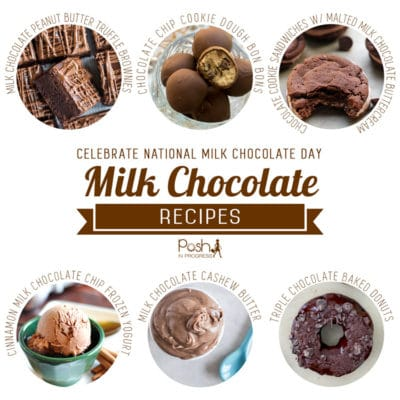 9 Must-Try Milk Chocolate Recipes