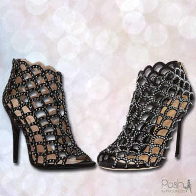 Practical or Posh: Caged Booties