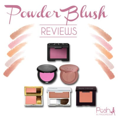 6 Powder Blush Reviews