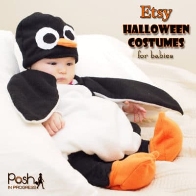 Eye on Etsy Baby Halloween Costumes