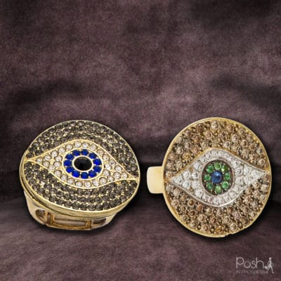 Practical or Posh: Evil Eye Ring