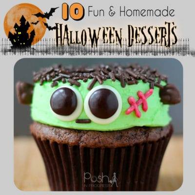 How to Make These 10 Adorable Halloween Desserts