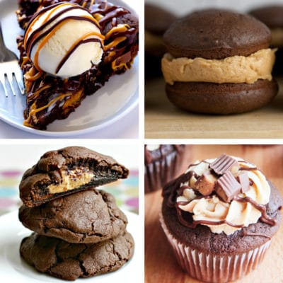 9 Chocolate Peanut Butter Dessert Recipes
