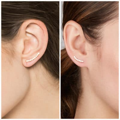 Practical or Posh: Diamond Ear Crawler