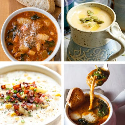 10 Winter Soup Recipes