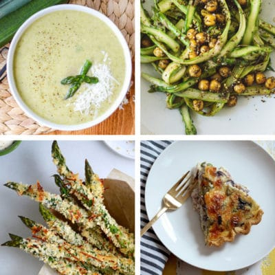 8 Vegetarian Asparagus Recipes
