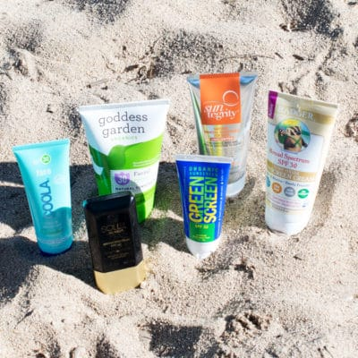 Review: 6 Natural and Organic Sunscreens