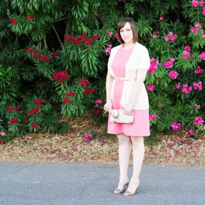 Pink Retro Dresses