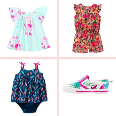 Toddler Girl Summer Clothes Under $20