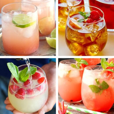 14 Summer Cocktail Recipes
