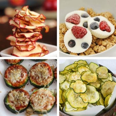 Healthy Homemade Kids Snacks