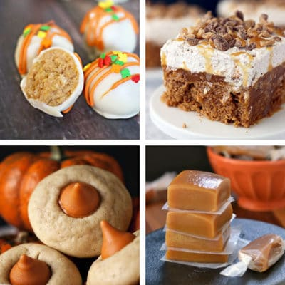 12 Pumpkin Spice Recipes