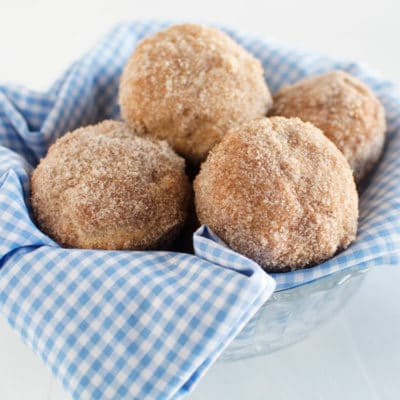 Spiced Donut Muffins