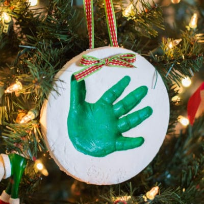 DIY Baking Soda Clay Ornaments