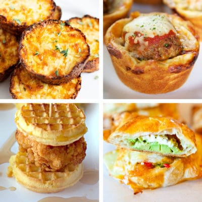 12 Game Day Party Appetizers