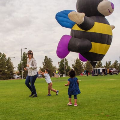 Phoenix Hot Air Balloon Festival