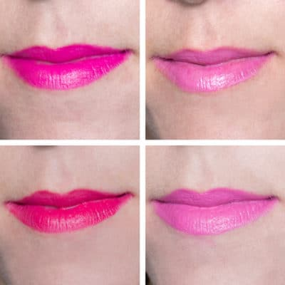 Finding the Perfect Pink Lipstick For Your Skin Tone
