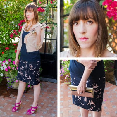 How to Make A Pencil Skirt Work for Your Body