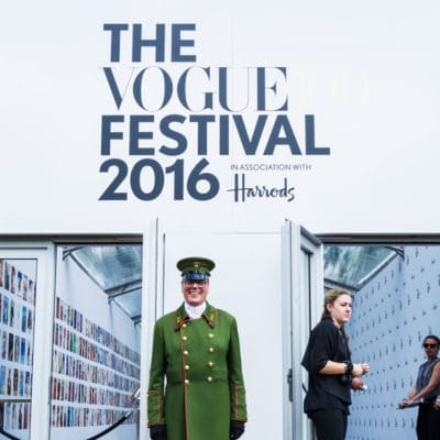 What Happened to Me at the London Vogue Festival