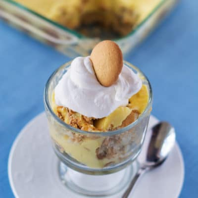 This is the Best Southern Banana Pudding
