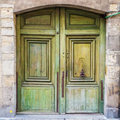 Here are the 10 Coolest Doors in Paris