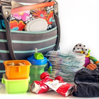 7 Things You Need to Bring When Traveling with a Baby
