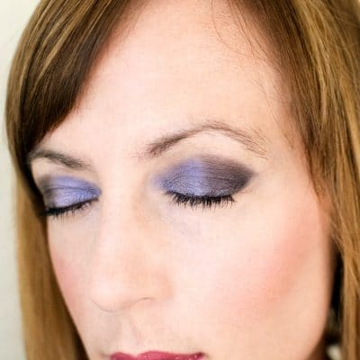 Fashion Week Makeup At Home: Fall Two-Tone Eyeshadow Tutorial