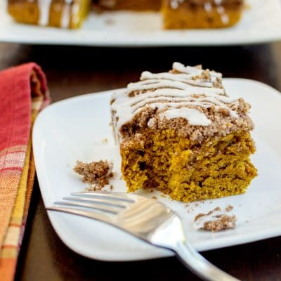 This Pumpkin Spice Coffee Cake is the Perfect Fall Recipe