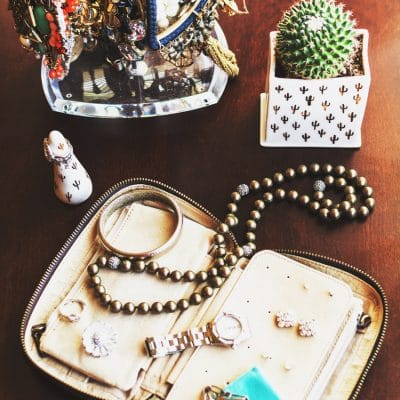 Traveling with Jewelry: 3 Tips to Keep your Valuables Safe