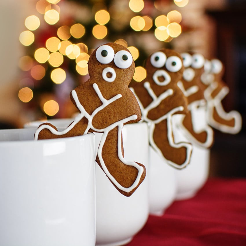How To Make A DIY Cookie Cutter For Funny Gingerbread Man